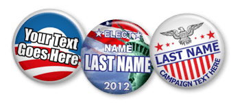 Political, Patriotic and Armed Forces Pins