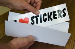 wholesale bumper stickers