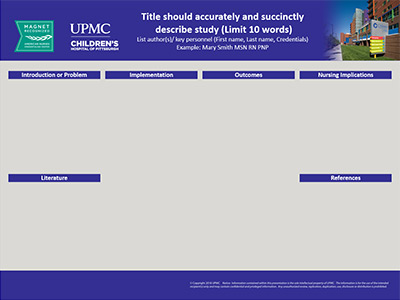 Children's Hospital of Pittsburgh at UPMC Template #