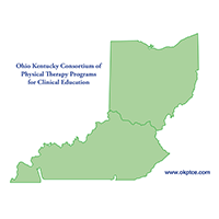 Ohio Kentucky Consortium of Physical Therapy Programs for Clinical Education Poster Templates