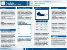 powerpoint scientific poster template poster