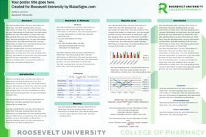 Roosevelt University Template #