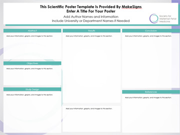 Society for Maternal-Fetal Medicine Template #