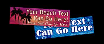 Basic Bumper Sticker Designs