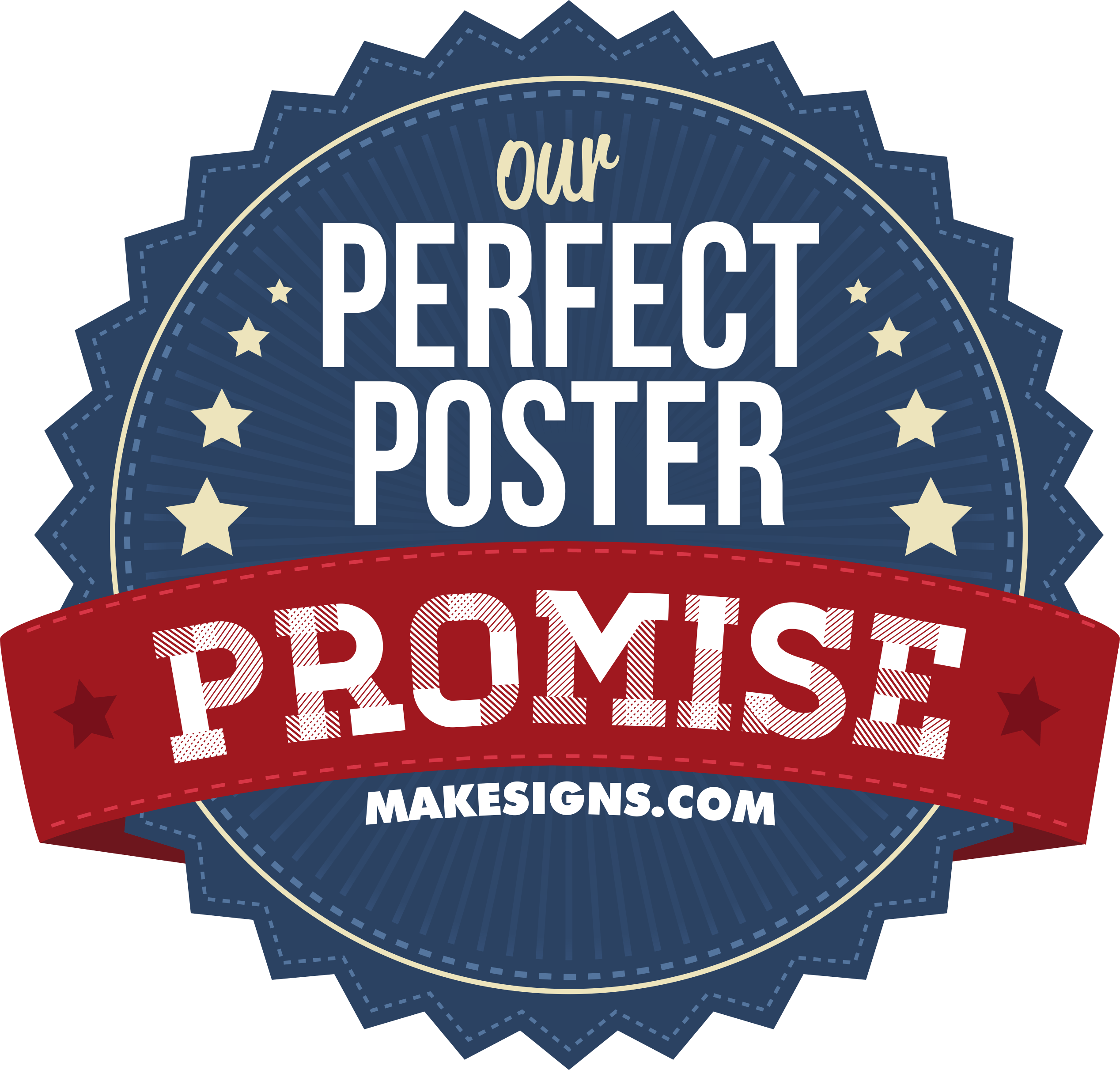 Perfect Poster Promise