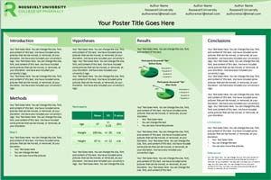 free scientific poster template powerpoint - gse.bookbinder.co, Powerpoint templates