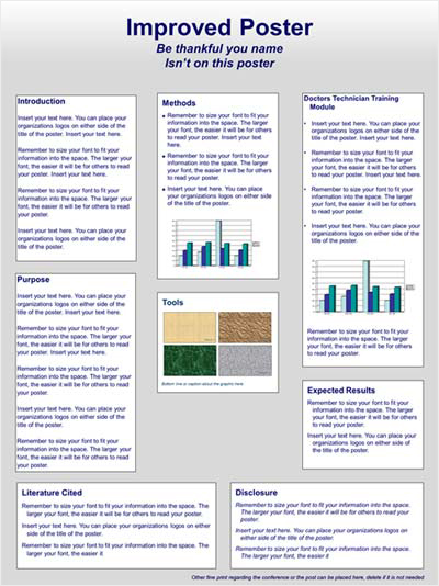 How To Design A Good Research Poster