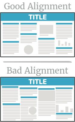 Good vs Bad Alignment