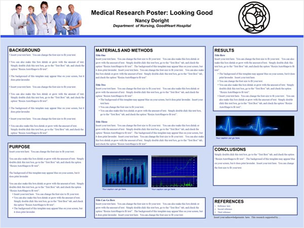 Screen vs. Print With Scientific Poster