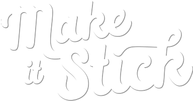 Make It Stick at MakeStickers