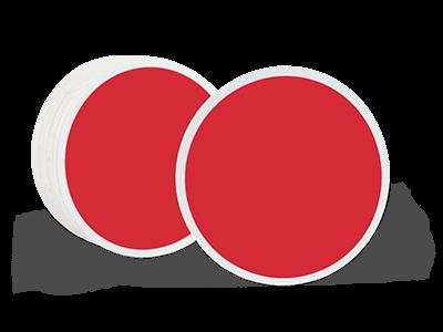 Circle Car Stickers
