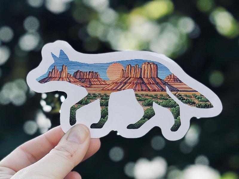Die Cut Car Stickers Image 3