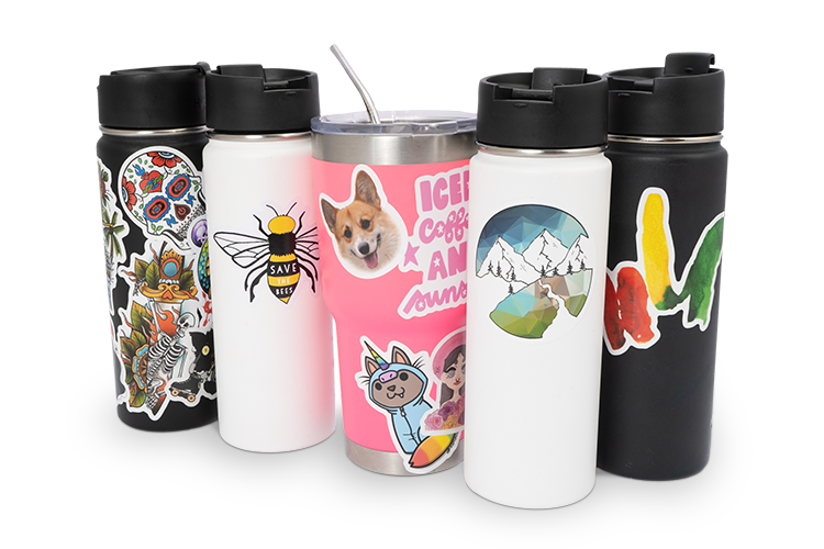 Water Bottle Stickers